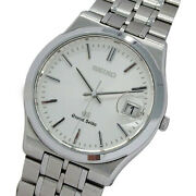 Grand Seiko Seko Clock Gs 8n65-9010 Sbgg007 Quartz Date Mens V0061430600