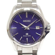 Seiko Menand039s Watches Grand Master Shop Limited Sbgx087 Blue Dial Quartz