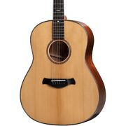 Taylor Builderand039s Edition 517 Grand Pacific Dreadnought Acoustic Guitar Natural