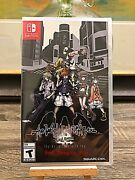 The World Ends With You Final Remix Nintendo Switch 2018