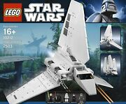 Lego 10212 Star Wars Ultimate Collector Series Lambda-class Imperial Shuttle