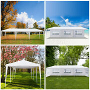 Outdoor Canopy Tent With Sidewalls For Party Wedding Events Beach Bbq Waterproof