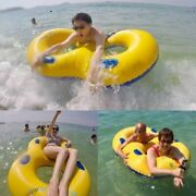Kids Adult Pool Floats Ring Inflatable Swimming Rubber Beach Party Circle Toys