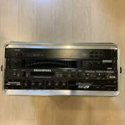 4u Rack Preamp And Power Amp Effector 1 Set Used From Japan Rare Limited
