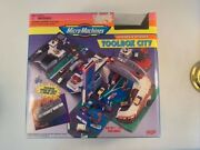 Collectible Lewis Galoob Micro Machines Toolbox City/hiways And Byways-vintage1997