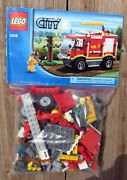 Lego City 4208 Fire Truck - Complete With Manual 243 Pieces