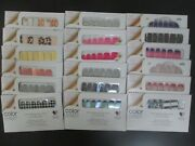 Lot Of 18 Sets New And Sealed Color Street Nail Polish Strips Assorted Variety