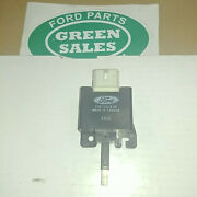 Oem Ford Rear Window Defogger Switch - Mustang-escort And More E1fz18c621a Nos