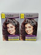 Lot 2 Pack Ogilvie Precisely Right Perm Color Treated Thin Or Delicate Hair New