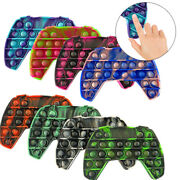 Fidget Toy Push Popit Bubble Sensory Stress Relief Game Controller Gamepad Gift