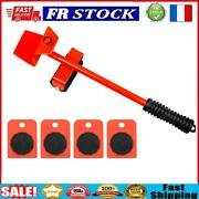 Portable Household Metal Furniture Moving Lifter Heavy Object Mobile Device