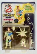 Kenner The Real Ghostbusters Ecto Glow Peter