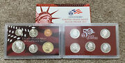 2005-s Silver Us Proof Mint Set 11 Coins - Nice