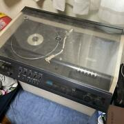 Yamaha Fs-55 Record Player Used From Japan Rare Limited