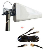 Bec 6500ael Router External Wide Band Yagi Antenna Directional Aerial 3g 4g Lte