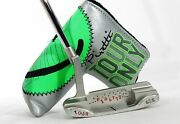 Piretti Tour Only Gss Custom Putter 35 W/ Headcover