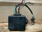 Yamaha Used Trim Relay Assembly 2-strk 150 - 225 90and039 - P/n 6k7-81950-01-00