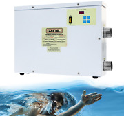 5.5kw To18kw 220v/380v Pool Heat Pump /electric Water Heater Swimming Pool