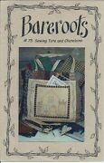 Bareroots 75 Quilt Pattern Bags Fashion Accessories Sewing Tote And Chatelaine