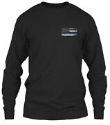 Lord Protect Our Heroes Classic Long Sleeve T-shirt - 100 Cotton