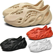Hot Couples Outdoor Sandals Hole Shoes Eva Casual Beach Slipper Summer Kanye