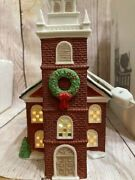Dept 56 Old North Church Heritage Village Collection New England Village Series