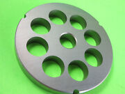 Size 42 X 1 20mm Meat Grinder Disc Plate For Cabelas 1 3/4 Hp + Biro Hobart