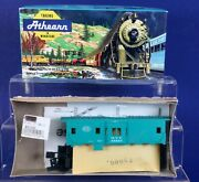 Athearn Ho Scale Nyc New York Central Bay Window Caboose Kit 1291