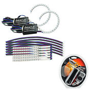 Oracle Headlight Halo Kit - Colorshift - For 18-19 Mustang 1348-330
