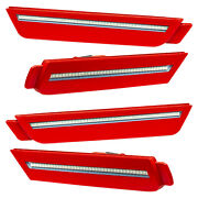 Oracle Sidemarker Kit Pull Me Over Red Wa130x For 10-15 Camaro 3101-wa130x-c