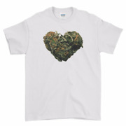 Weed Love Grinder Herb Spice T-shirt Funny Fatherand039s Motherand039s Day For Men Women