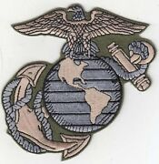 50 Pcs Usa Marine Corps Logo Embroidered Patches 4x4