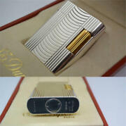 Almost Dupont Combination Gas Lighter