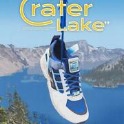 Adidas National Park Foundation X Adidas Zx 10.000 C Crater Lake Mens Shoes