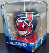 2013 Mlb Asg Forever Collectibles - Apples On Parade - Cleveland Indians New