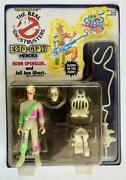 Kenner The Real Ghostbusters Ecto Glow Egon