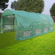 20′x10′x7′ A Heavy Duty Walk In Greenhouse Plant Garden Dome Green House Tent