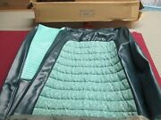1956 Packard Clipper Front Seat Back Cover 6482491 Trim Set 53 Nos