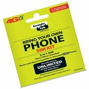 Straight Talk Bring Your Own Phone 3-in-1 Sim Activation Kit