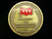 Xviii 18th Airborne Corps Commanding General Challenge Coin
