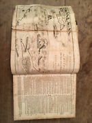 Rare Antique 1813 Large Family Holy Bible New York Illustrated And Foldout Maps