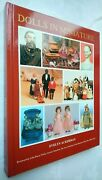 Evelyn Ackerman Dolls In Miniature 1st/1st Hb 1991 B/w And Colour Photos Rare