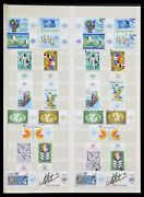 Lot 33538 Stamp Collection United Nations Until 2017