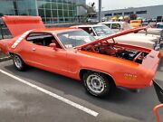 1971 Plymouth Road Runner Plymouth Road Runner B-body 2 Door Coupe Muscle Car Immaculate Car Turn Key