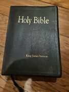 1993 Winston African Heritage Edition Holy Bible Kjv Thumb Index Large Print1993