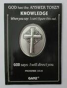 Qqu Knowledge I Will Direct You Can't Figure This God Has Answer Pocket Token