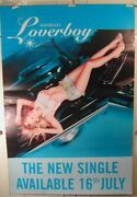 Mariah Carey - Loverboy - 102x152cm - Rare Poster Rolled