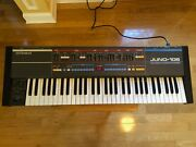Roland Juno-106 Six-voice Polyphonic And Programmable Analog Synthesizer