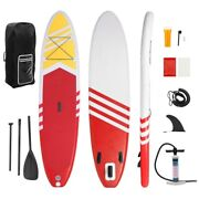 Inflatable Surfboard 10.5'x30 X6 Surfboard Stand Up Paddle Surfing Board Water