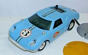 Mattel Switch N' Go Gt Car And Toy Play Set Parts 1965 Works